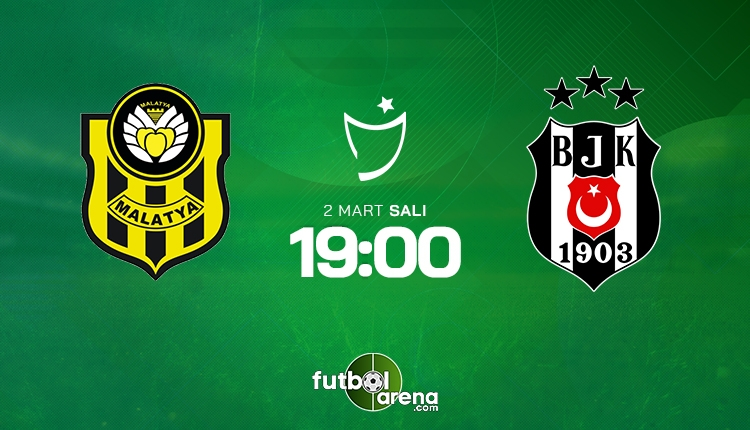 Yeni Malatyaspor - Beşiktaş 11'leri