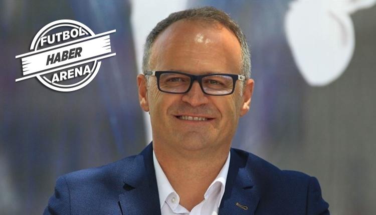 Yeni Malatyaspor'un teknik direktörü İrfan Buz oldu