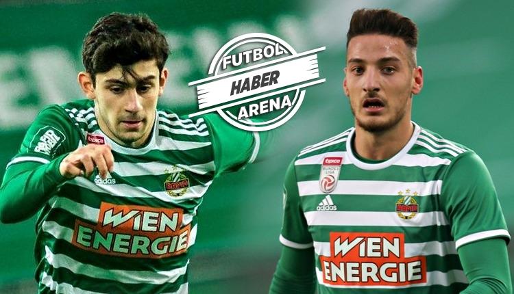 Yusuf Demir ve Ercan Kara, Avusturya'yı seçti! 'Barcelona istiyor'