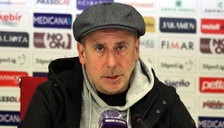 Abdullah Avcı: Sivasspor'dan üstün oynadık ama yeterli değildi