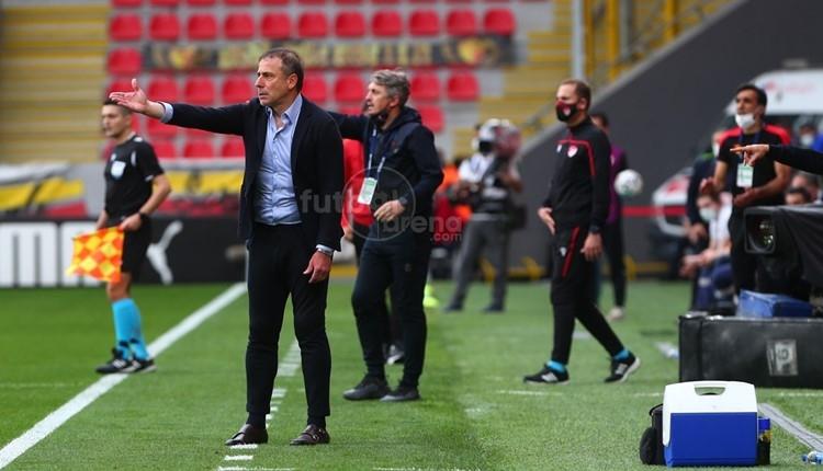 Abdullah Avcı'dan Göztepe maçı sözleri: 'Cezalandık'