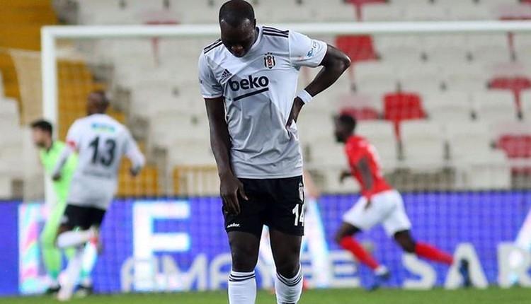 Aboubakar, Kayserispor maçında oynayacak mı?