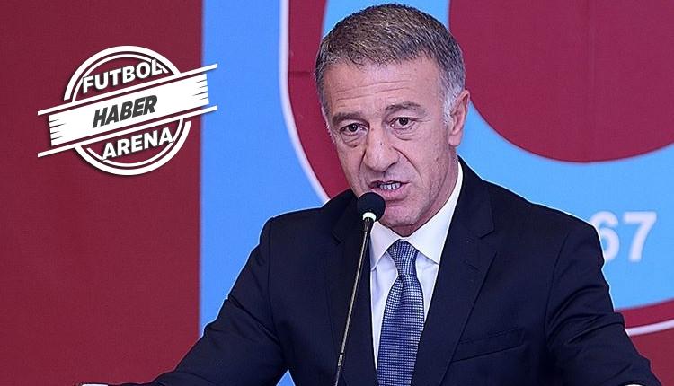 Ahmet Ağaoğlu'dan transfer müjdeleri: