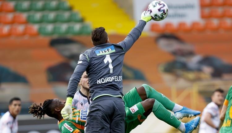 Alanyaspor 1-2 Gençlerbirliği maç özeti ve golleri (İZLE)