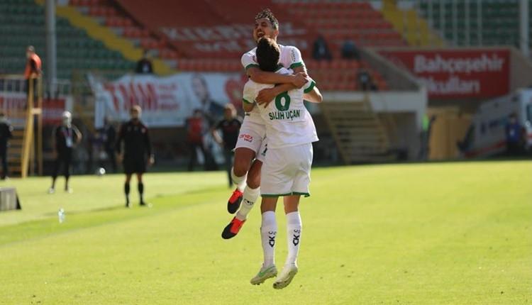 Alanyaspor 3-2 Gaziantep FK  maç özeti ve golleri (İZLE)