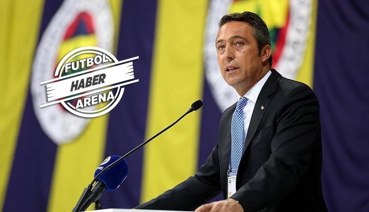 Ali Koç'tan şampiyonluk sözleri! 'Emre Belözoğlu'na güveniyoruz'