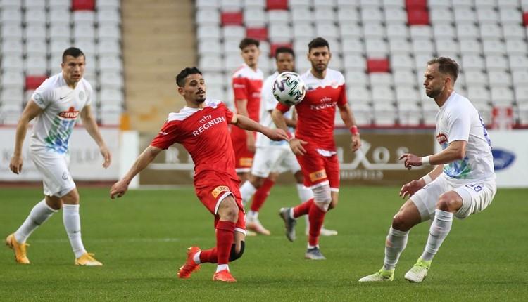 Antalyaspor 2-3 Çaykur Rizespor maç özeti ve golleri (İZLE)