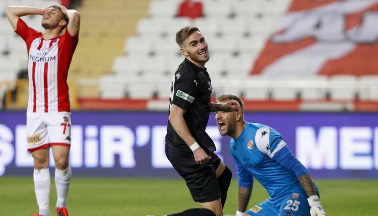 Antalyaspor 2-4 Sivasspor maç özeti ve golleri (İZLE)