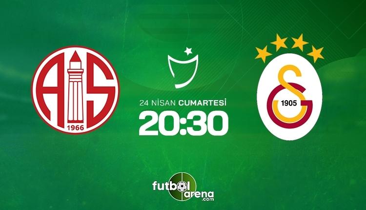 Antalyaspor-Galatasaray canlı izle, Antalyaspor-Galatasaray şifresiz izle (Antalyaspor-Galatasaray beIN Sports canlı ve şifresiz maç İZLE)