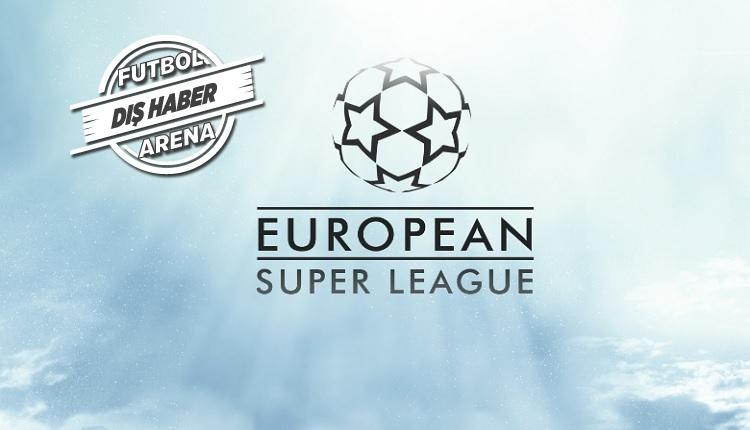 Avrupa Süper Ligi krizi! UEFA'dan tehdit!