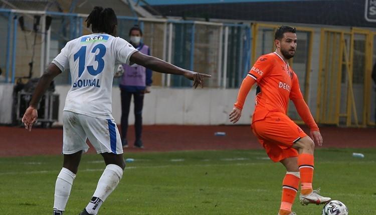 BB Erzurumspor 1-2 Başakşehir maç özeti ve golleri (İZLE)