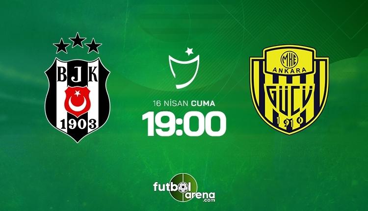 Beşiktaş-Ankaragücü canlı izle, Beşiktaş-Ankaragücü şifresiz izle (Beşiktaş-Ankaragücü beIN Sports canlı ve şifresiz maç İZLE) 16 Nisan 2021