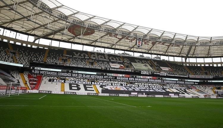 Beşiktaş'ın stadı Vodafone Park 5 yaşında