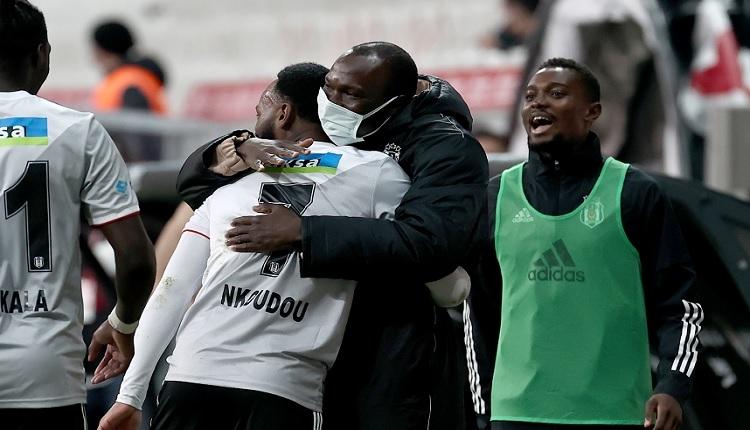 Beşiktaş'ta Aboubakar PFDK'ya sevk edildi