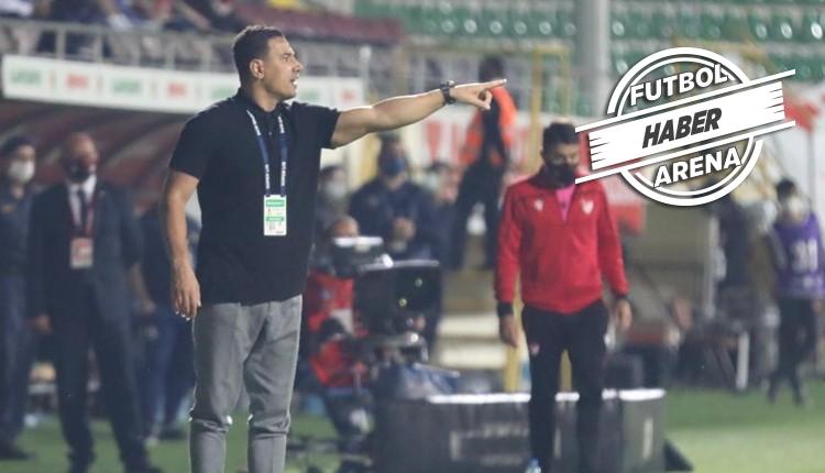 Çağdaş Atan: 'Fenerbahçe şut attı ama pozisyon vermedik'