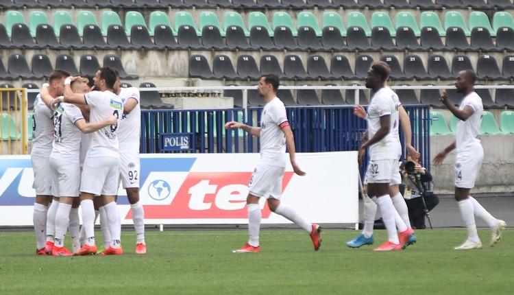 Denizlispor 1-1 Kasımpaşa maç özeti ve golleri (İZLE)