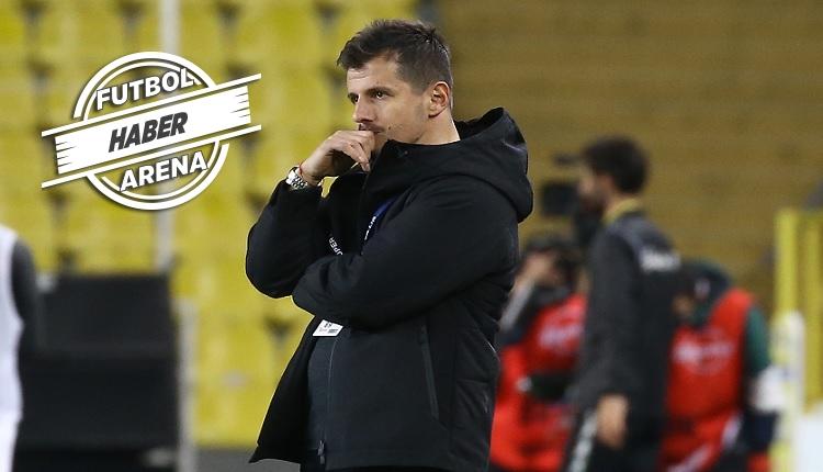 Emre Belözoğlu: 'En büyük rakibimiz Beşiktaş'