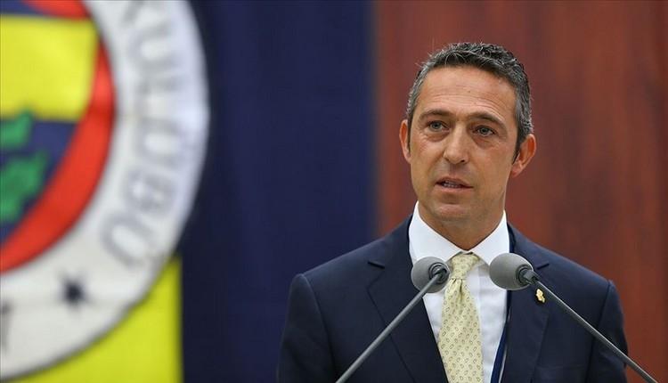 Fenerbahçe Başkanı Ali Koç'un Covid-19 testi pozitif