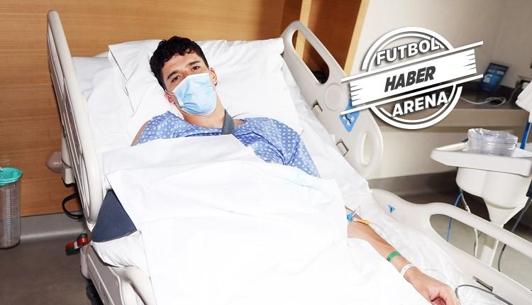 Fenerbahçe'de Altay Bayındır ameliyat oldu: 'Güçlüyüm'