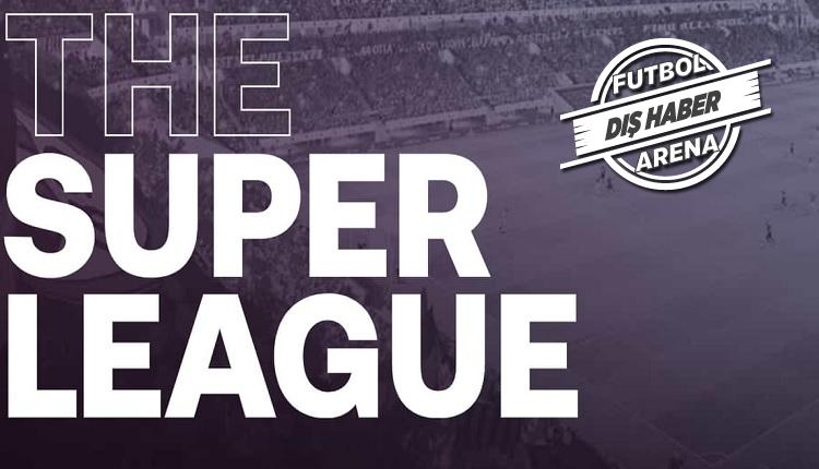 Flaş! Avrupa Süper Ligi kuruldu! Büyük kriz patladı