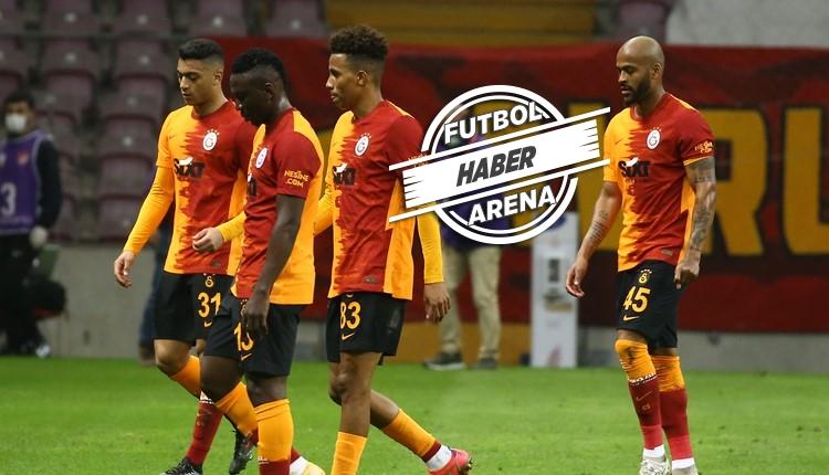 Galatasaray son 6 maçta 13 puan kaybetti