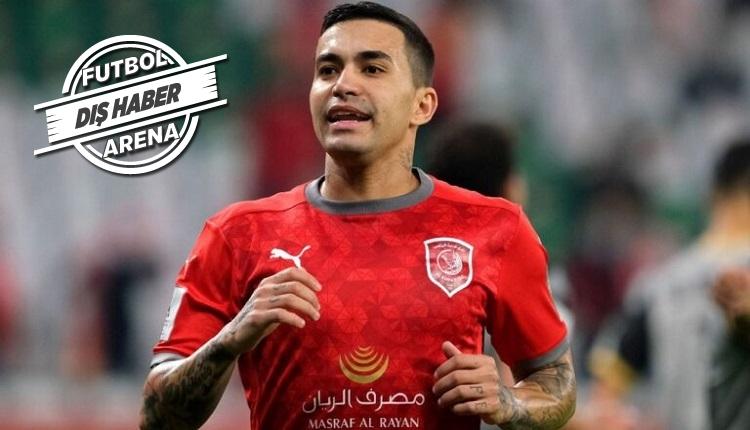 Galatasaray ve PAOK'un Dudu transfer yarışı