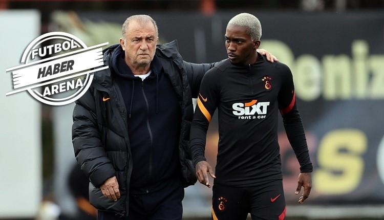 Galatasaray'dan Henry Onyekuru için sakatlık açıklaması