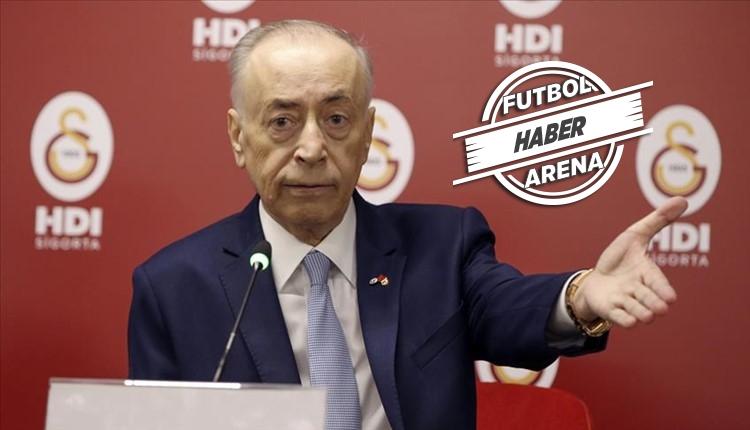 Galatasaray'dan Mustafa Cengiz açıklaması: