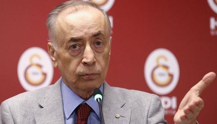 Galatasaray'dan tepki: