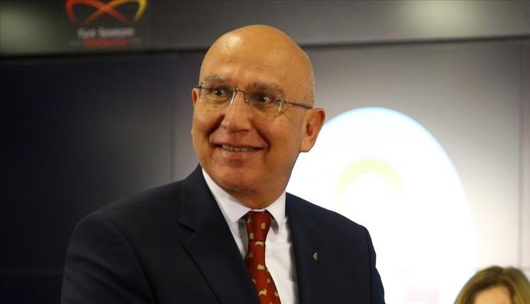 Galatasaraylı yönetici Mahmut Recevik hakkında soruşturma