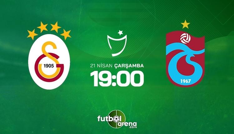Galatasaray-Trabzonspor canlı izle, Galatasaray-Trabzonspor şifresiz izle (Galatasaray-Trabzonspor beIN Sports canlı ve şifresiz maç İZLE)