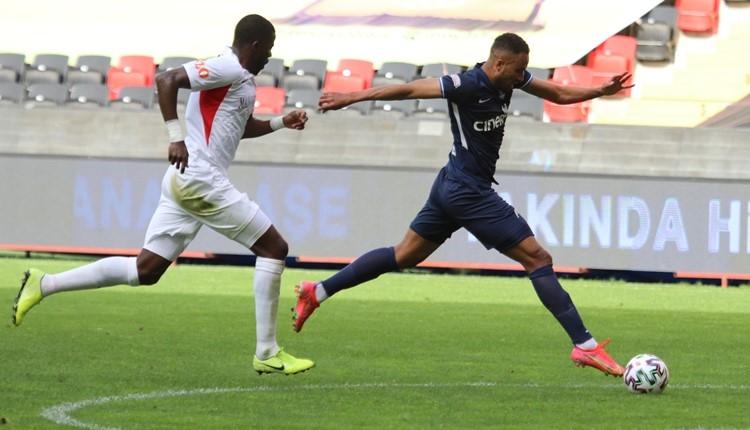 Gaziantep FK 2-2 Kasımpaşa maç özeti ve golleri (İZLE)