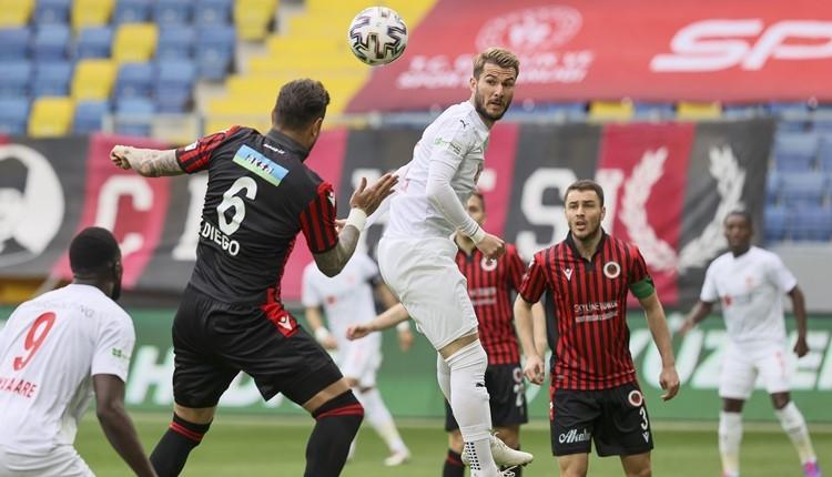 Gençlerbirliği 2-3 Sivasspor maç özeti ve golleri (İZLE)