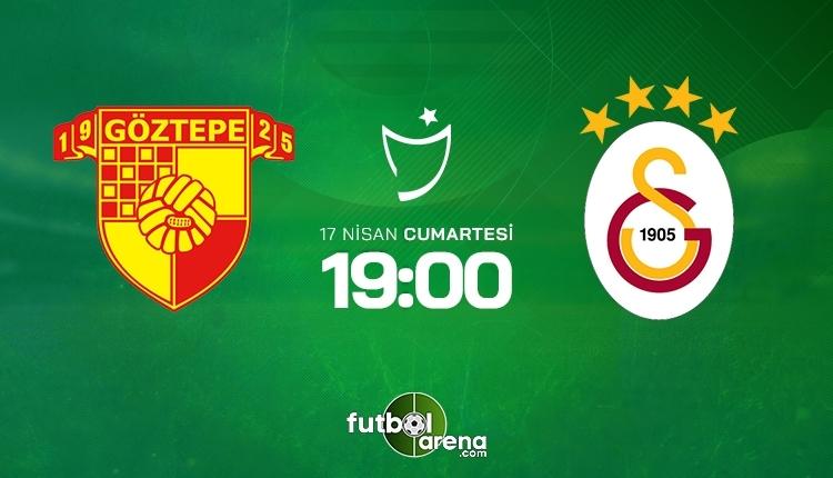 Göztepe-Galatasaray canlı izle, Göztepe-Galatasaray şifresiz izle (Göztepe-Galatasaray beIN Sports canlı ve şifresiz maç İZLE)