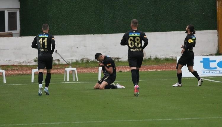 Hatayspor 2-3 Göztepe maç özeti ve golleri İZLE