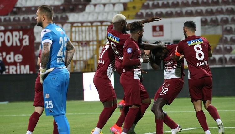Hatayspor 3-2 Antalyaspor maç özeti ve golleri (İZLE)