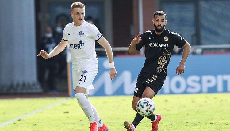 Kasımpaşa 0-0 Yeni Malatyaspor maç özeti (İZLE)