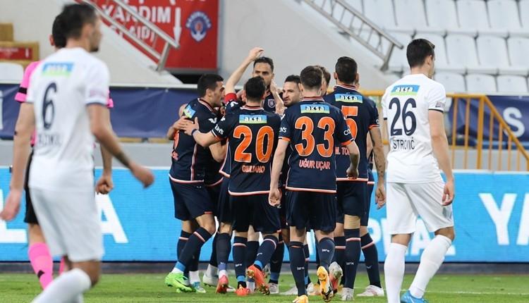 Kasımpaşa 0-1 Başakşehir maç özeti ve golü (İZLE)