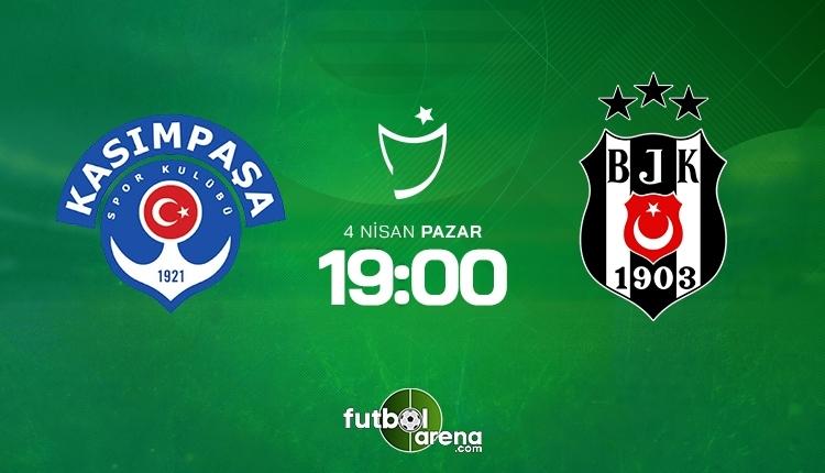 Kasımpaşa-Beşiktaş canlı izle, Kasımpaşa-Beşiktaş şifresiz izle (Kasımpaşa-Beşiktaş beIN Sports canlı ve şifresiz İZLE)