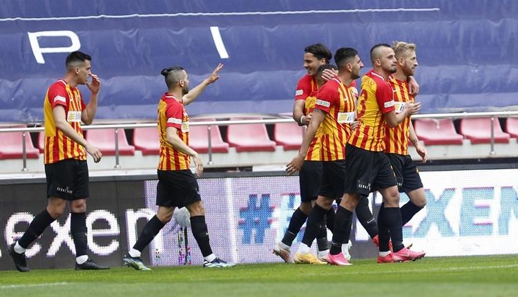 Kayserispor 6-3 Denizlispor maç özeti ve golleri (İZLE)