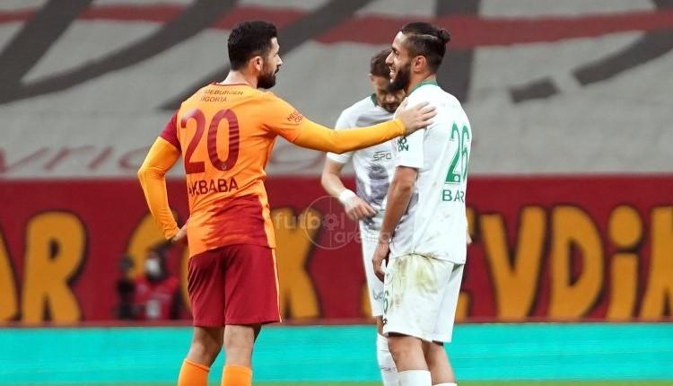 Konyaspor cephesinden Galatasaray sözleri: