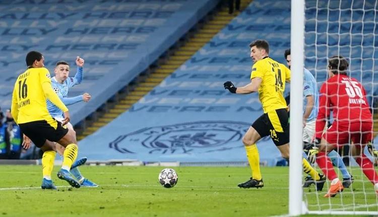 Manchester City 2-1 Dortmund maç özeti ve golleri (İZLE)