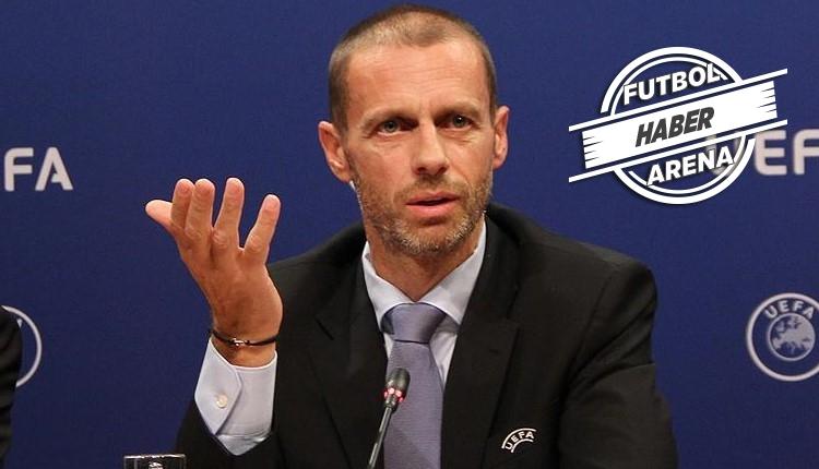 Milli takım krizi! UEFA'dan Avrupa Süper Ligi'ne yaptırım kararı