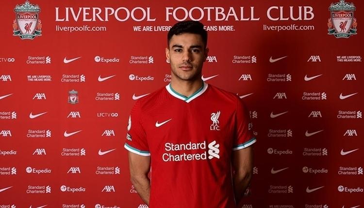 Ozan Kabak'tan Liverpool sözleri:
