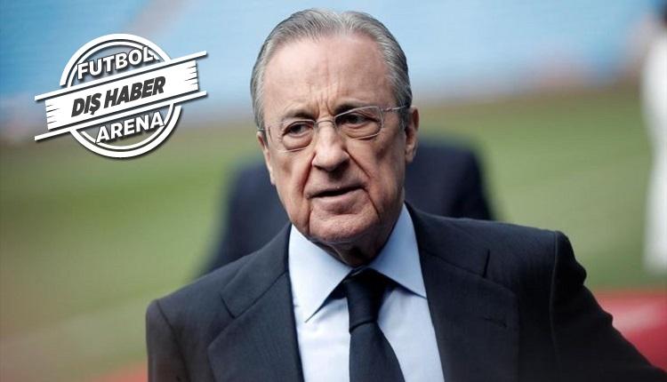 Perez'den tepki çeken Türkiye Ligi sözleri: