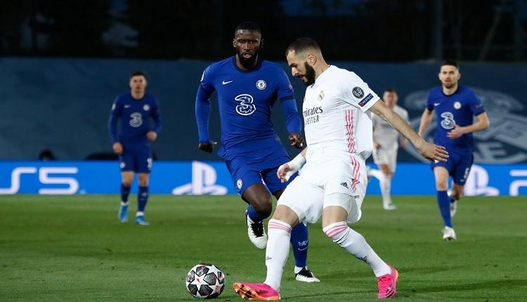 Real Madrid 1-1 Chelsea maç özeti ve golleri İZLE
