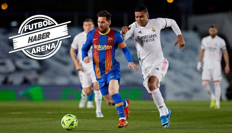 Real Madrid 2-1 Barcelona, El Clasico maç özeti (İZLE)