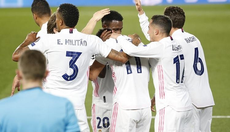 Real Madrid avantajı kaptı! (Real Madrid 3-1 Liverpool maç özeti ve golleri)
