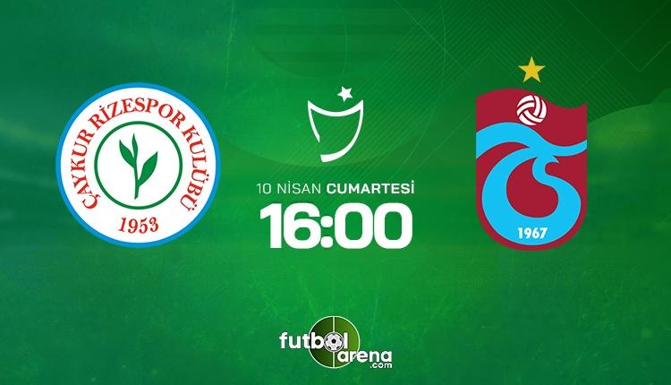 Rizespor - Trabzonspor canlı şifresiz İZLE, Rizespor - Trabzonspor beIN Sports şifresiz (Rizespor - Trabzonspor şifresiz yayın)