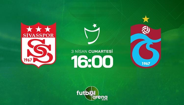 Sivasspor - Trabzonspor canlı şifresiz İZLE, Sivasspor - Trabzonspor beIN Sports şifresiz (Sivasspor - Trabzonspor şifresiz yayın)